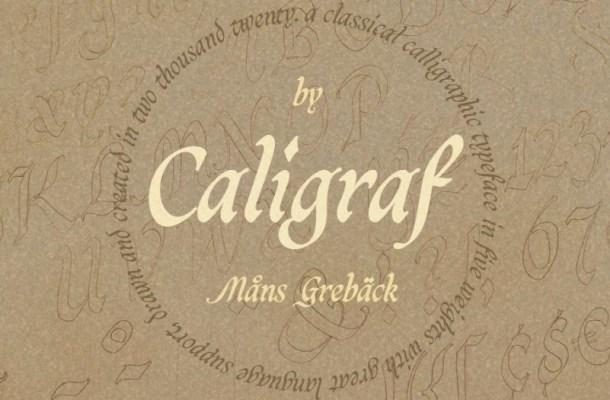 classical calligraphy script-1