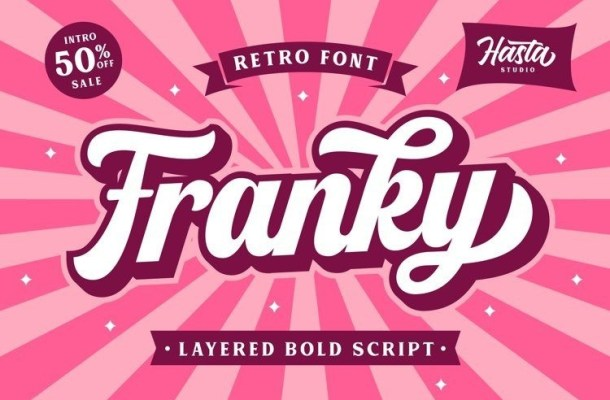 franky-font