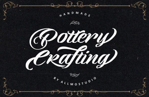pottery-crafting-font-1