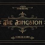 The Kingston Script Font