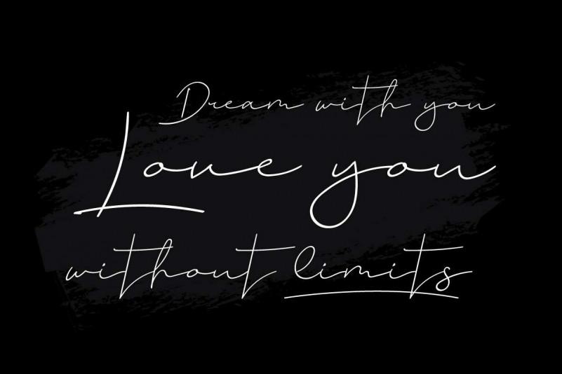 Angel Valley Handwritten Font-2