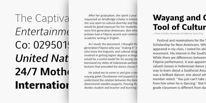 Aretha Sans Serif Font-2