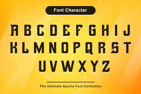 Brutals Display Font-4
