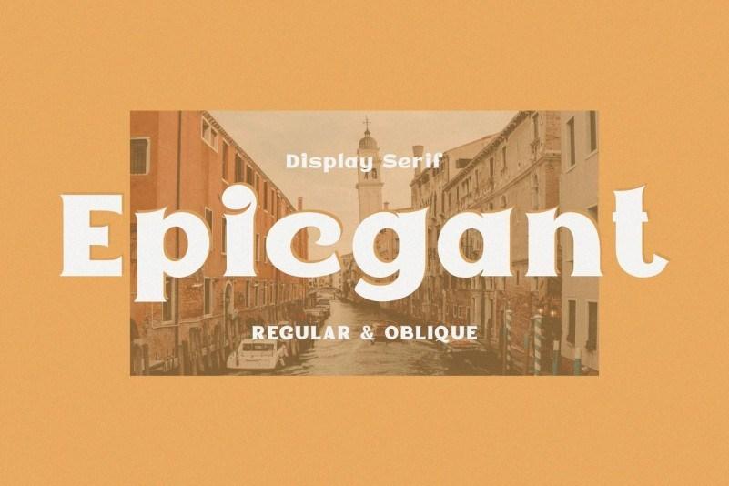 Epicgant Font-1