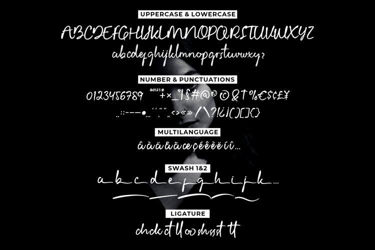 Gellardo Handwritten Typeface-3
