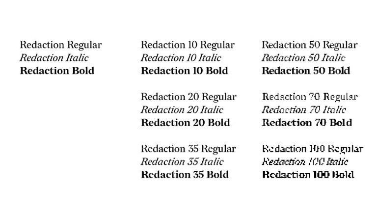 Redaction Serif Font Family-4