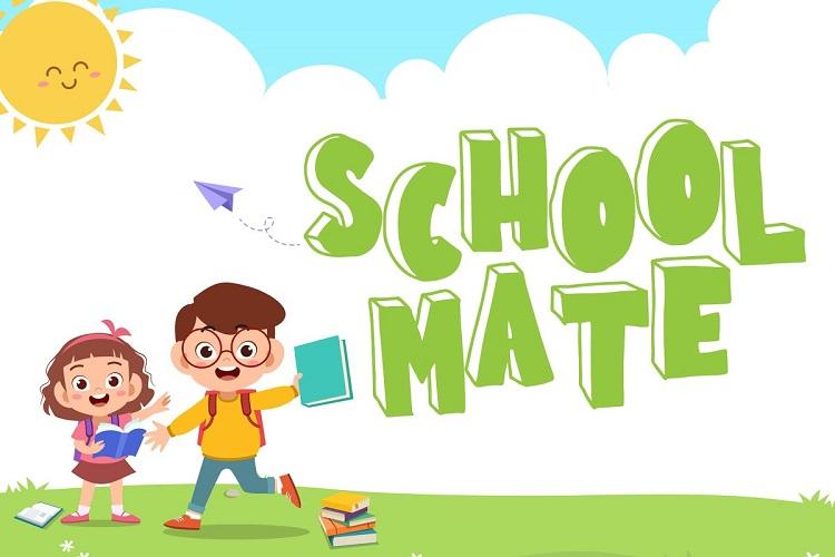 School Mania Display Font-2