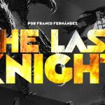 The Last Knight Sans Serif Font