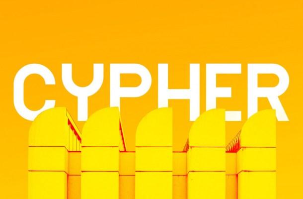 Cypher Sans Serif Font-1