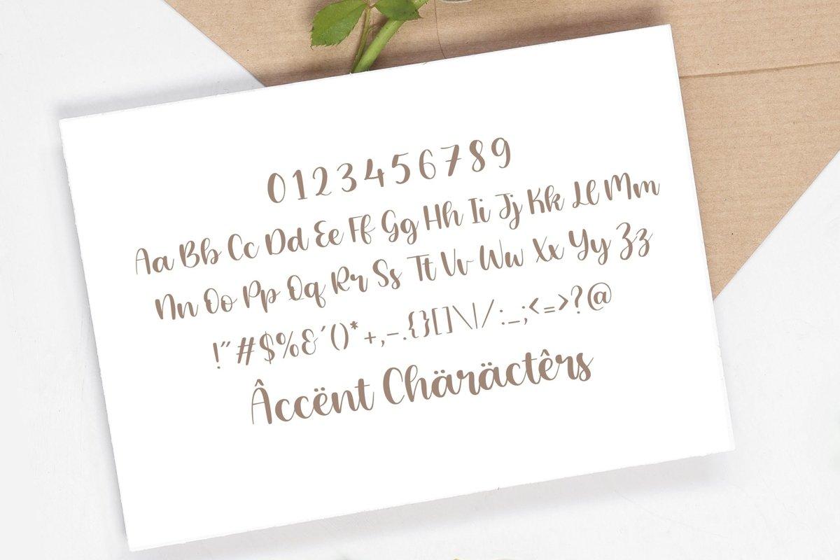 Magical Feather Handwritten Script Font-3