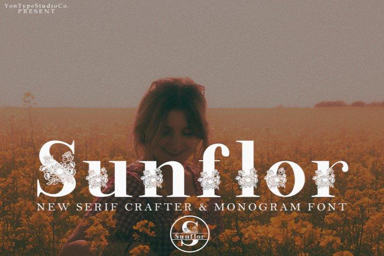 Sunflor Serif Font-1