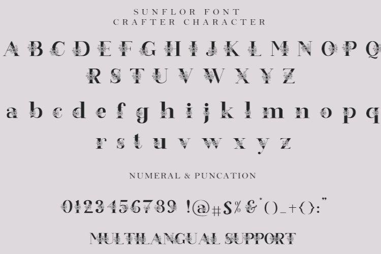 Sunflor Serif Font-2