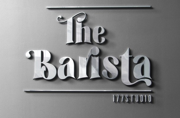 The Barista Modern Classic Serif Typeface