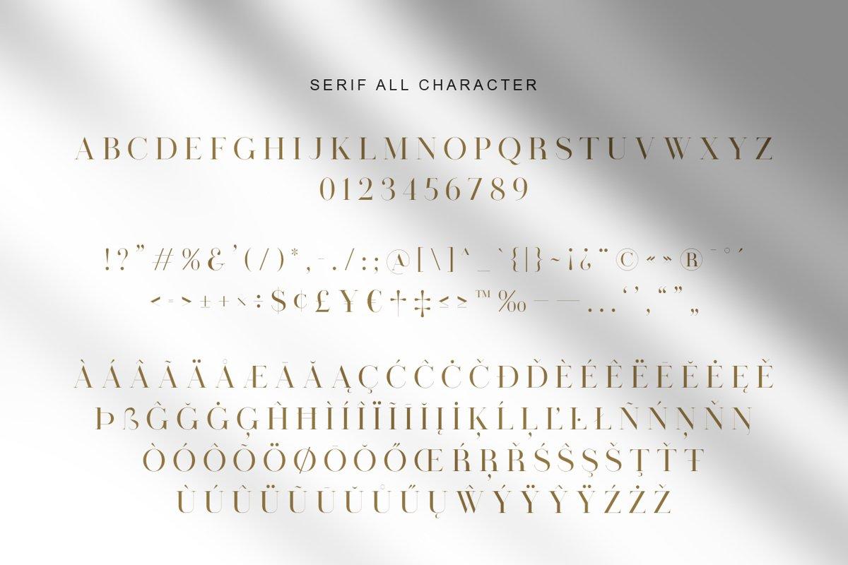 Visual Hollow Font Duo-3