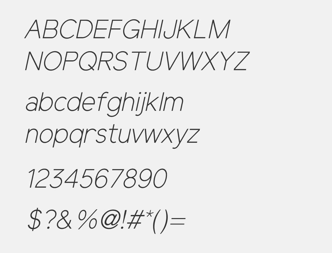 02-Elliot-Sans-Light-Italic-font