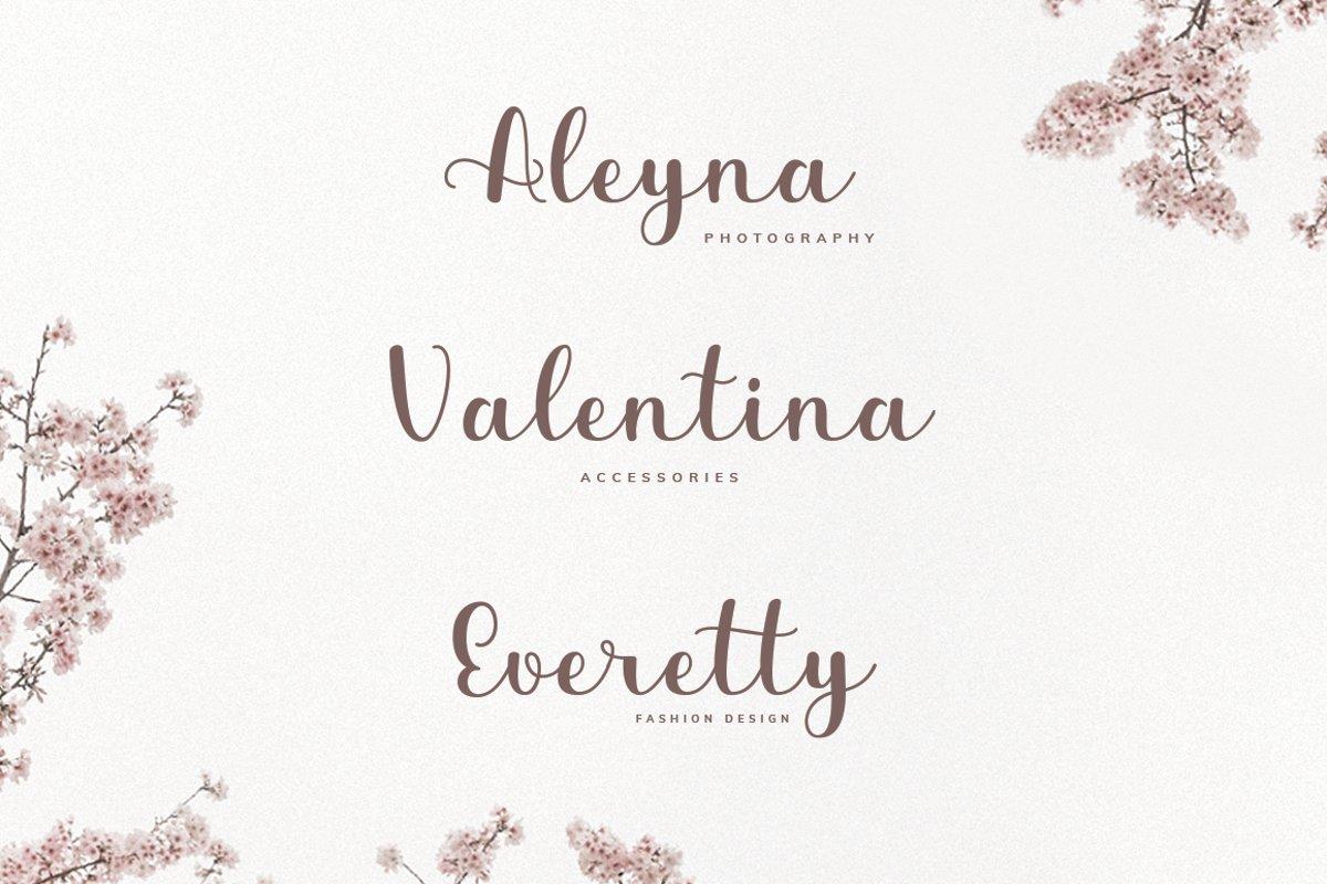 Diarylea Script Font-2