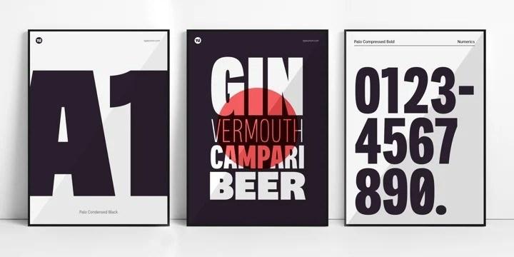 Palo Sans Serif Typeface-3