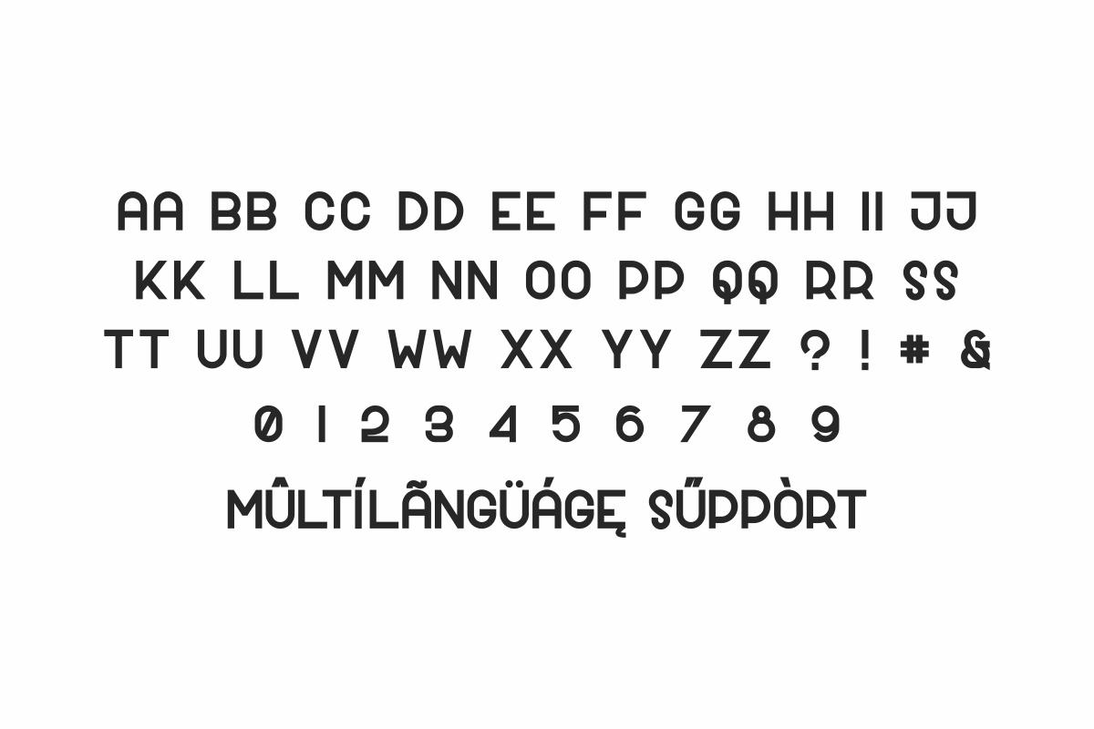 Paradisk Sans Serif Display Font-4