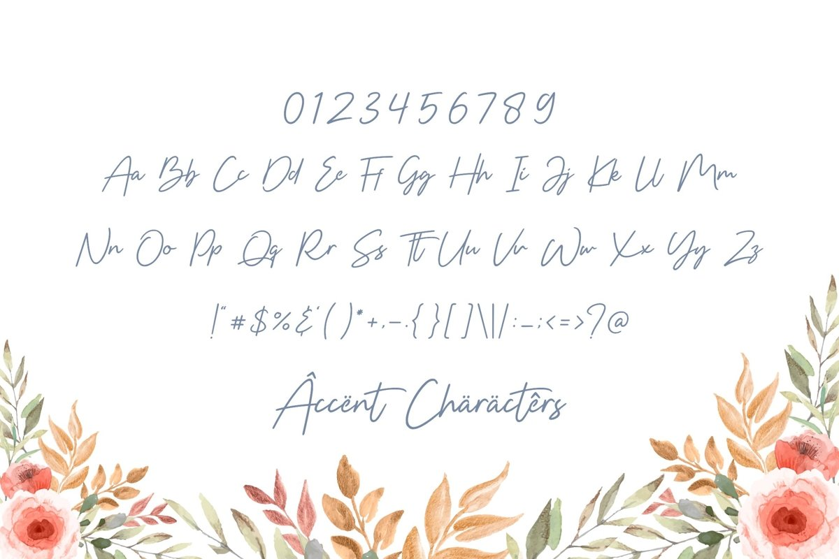 Silvertone Monoline Handwritten Font-3