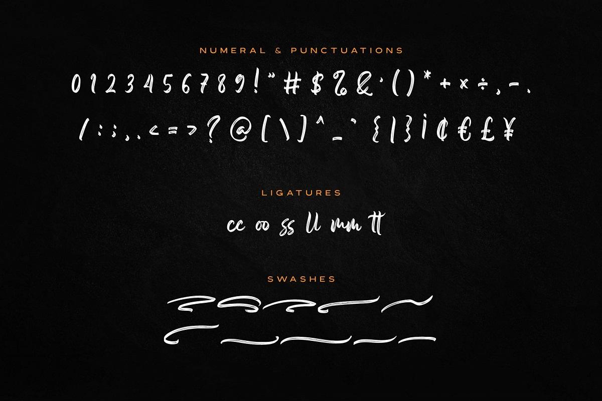 Someone Handbrush Script Font-4