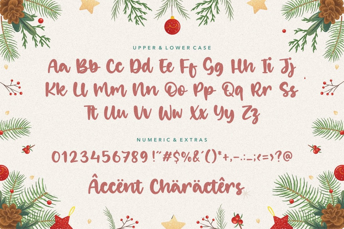 Jingle Binder Handwritten Bold Script Font-3