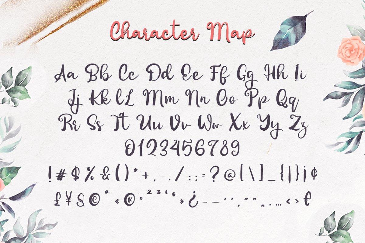 Karya Abadi Bold Calligraphy Font-3