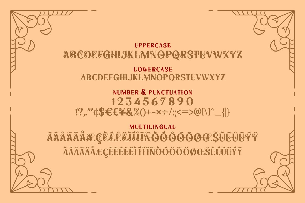 The Panglimul Display Typeface-3