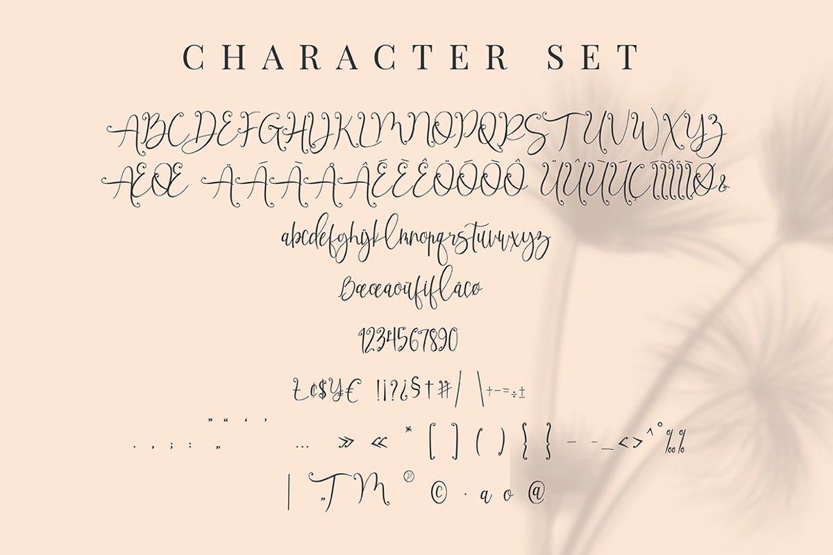 Amarithe Font-3