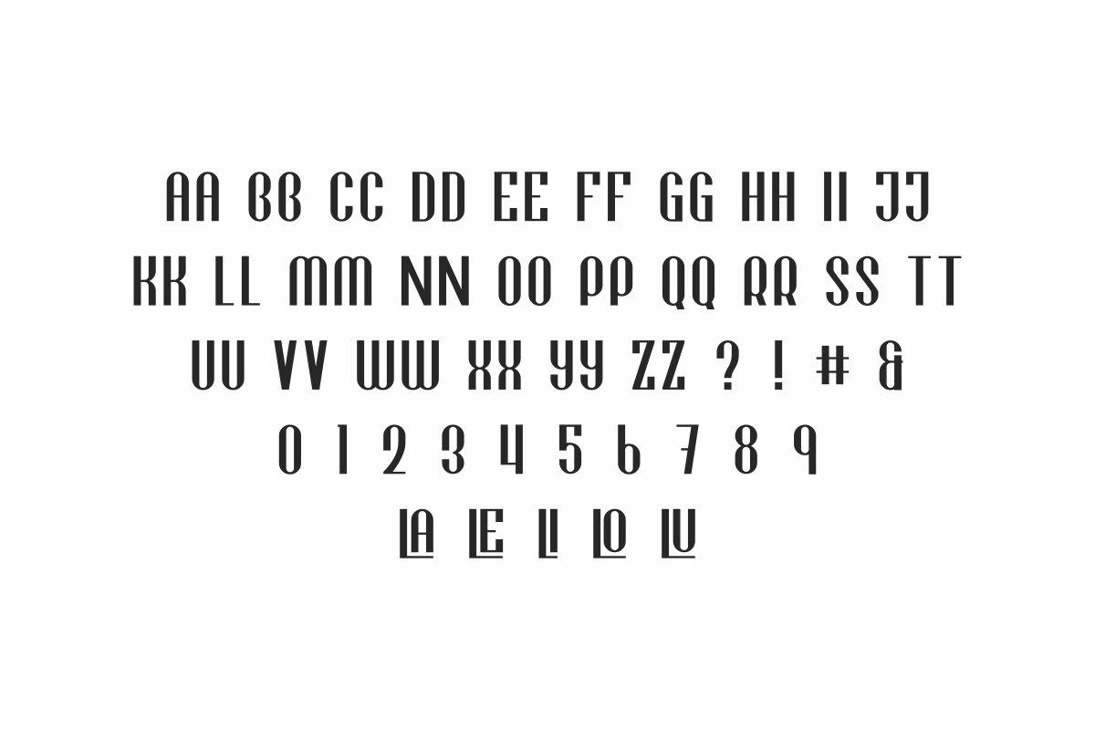 Climbup Sans Serif Font-3