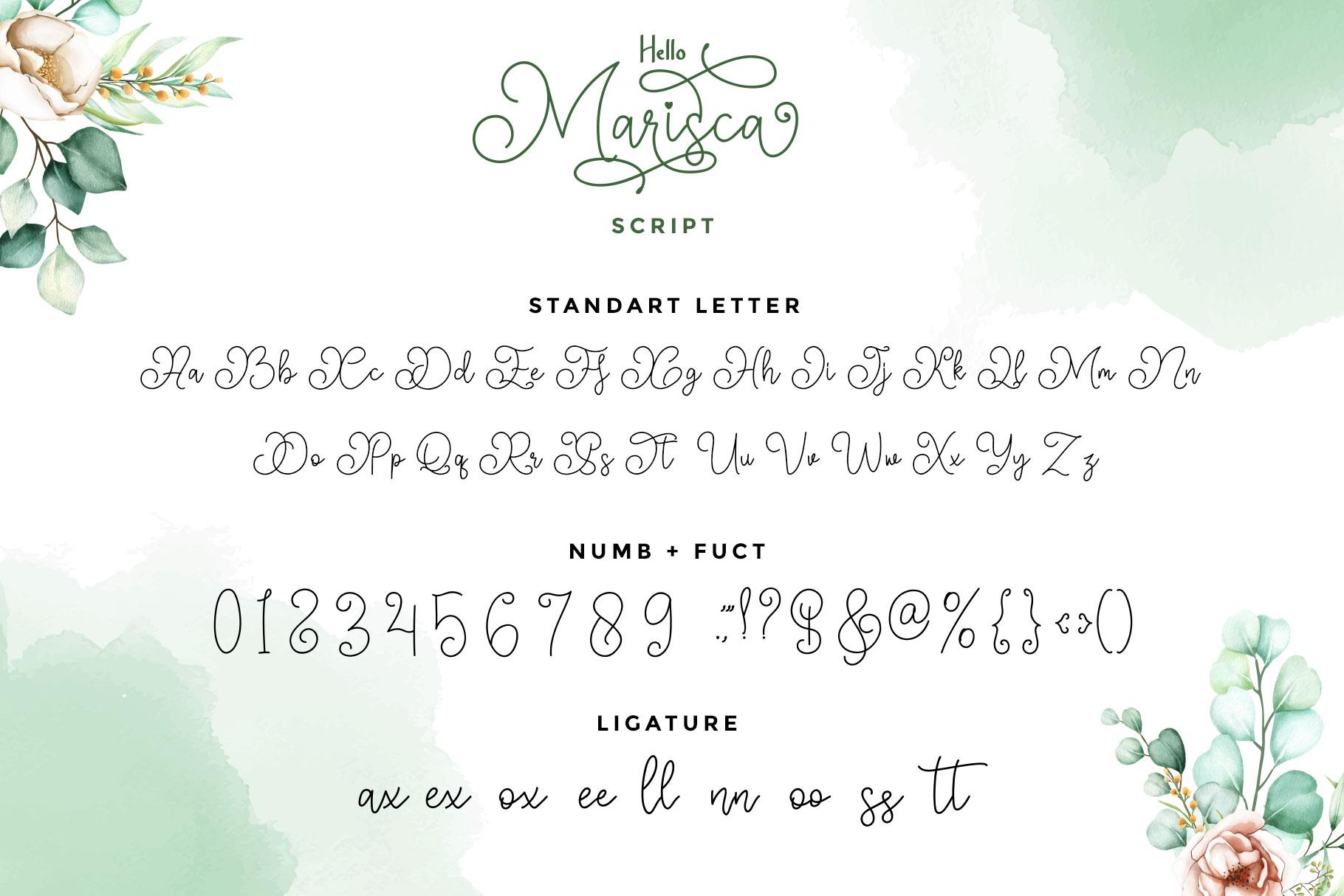 Hello Marisca Font-2