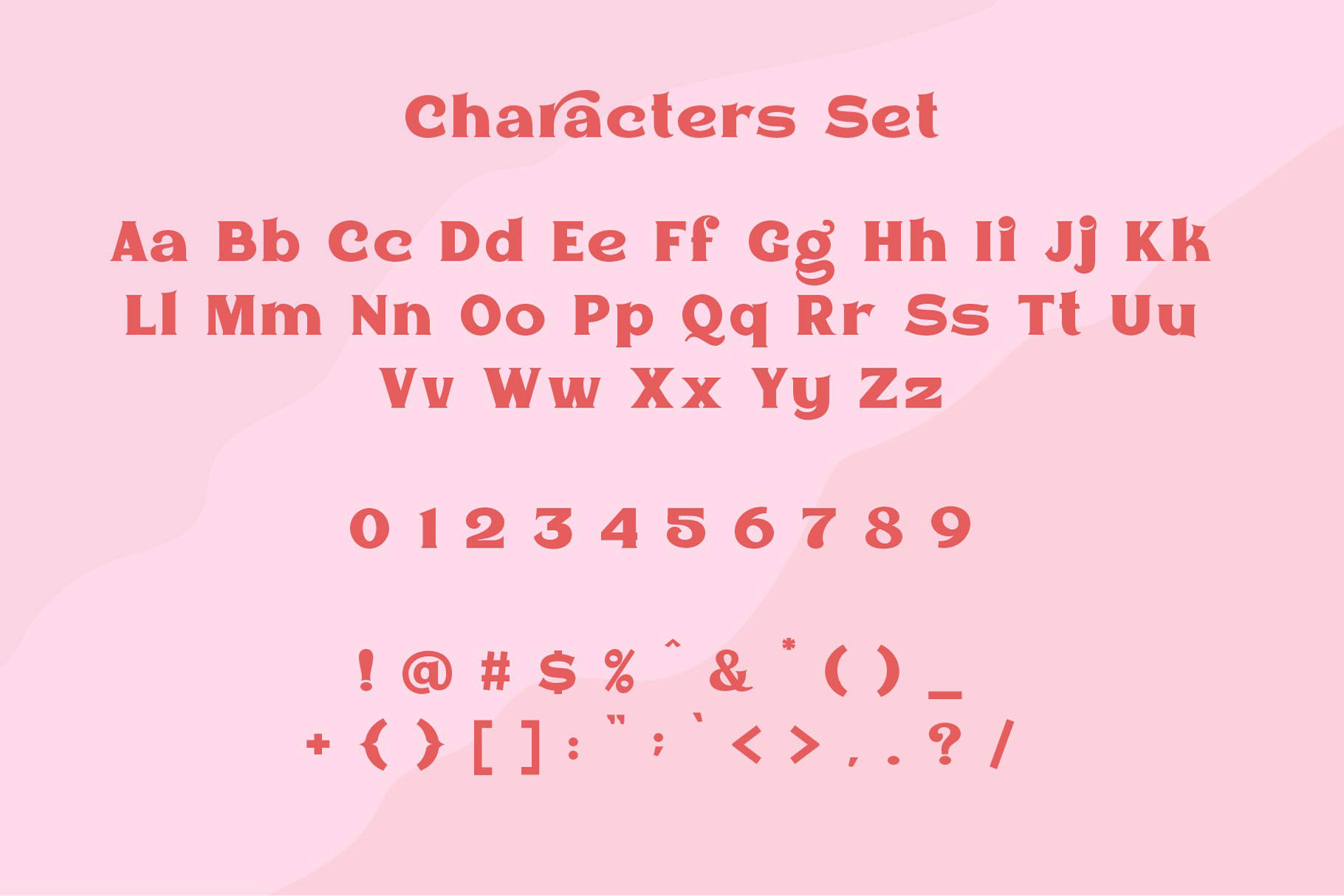 Medina Serif Font-3