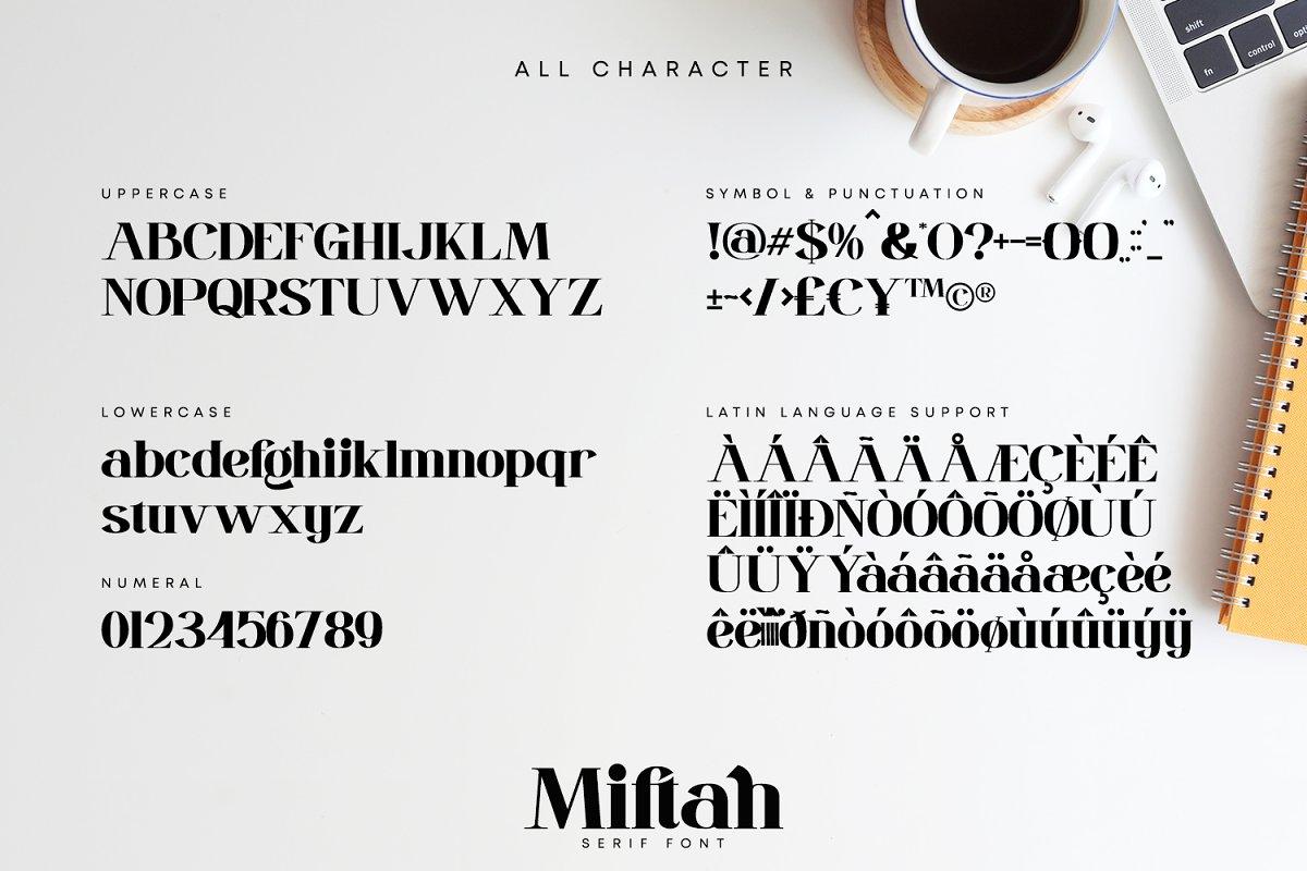 Miftah Modern Serif Font-3