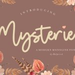Mysteries Font
