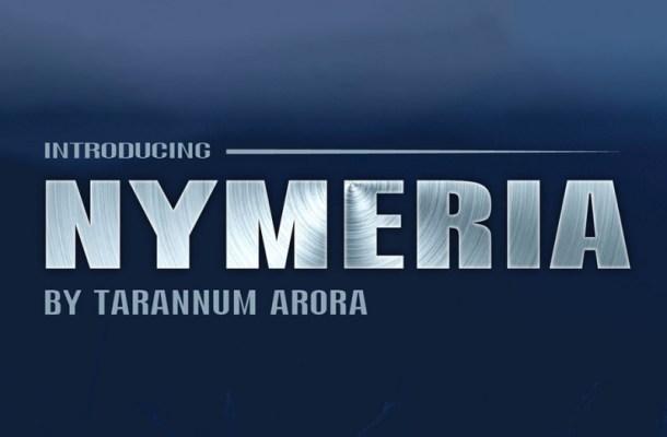 Nymeria Font Family