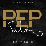 Pep Talk Font Duo