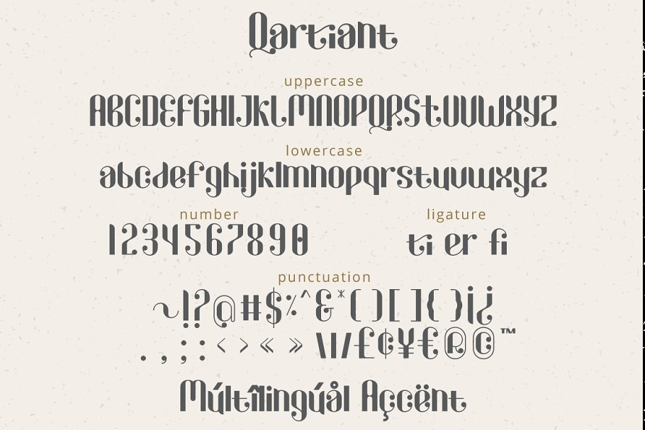 Qartiant Stylish Sans Serif Font-3