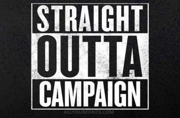 Straight Outta Compton Font Free