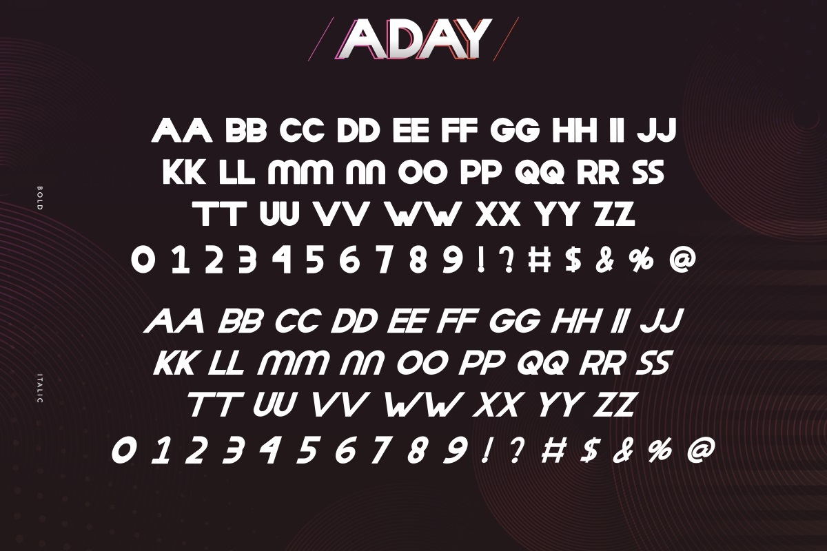 Aday Font-3