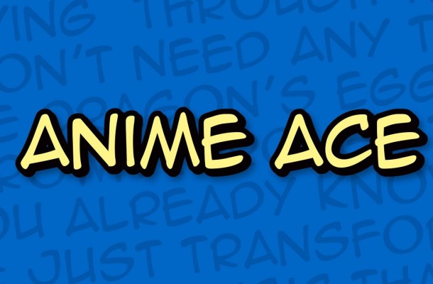 Anime Ace Font