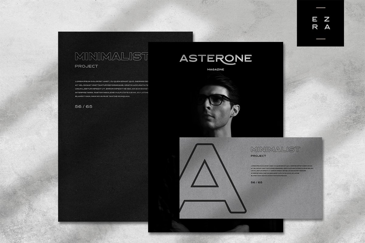 Asterone Font-2