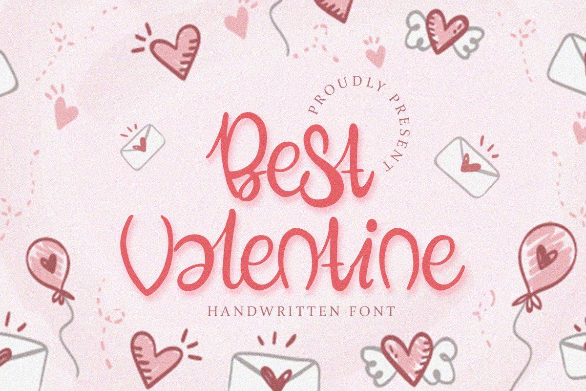 Best Valentine Font