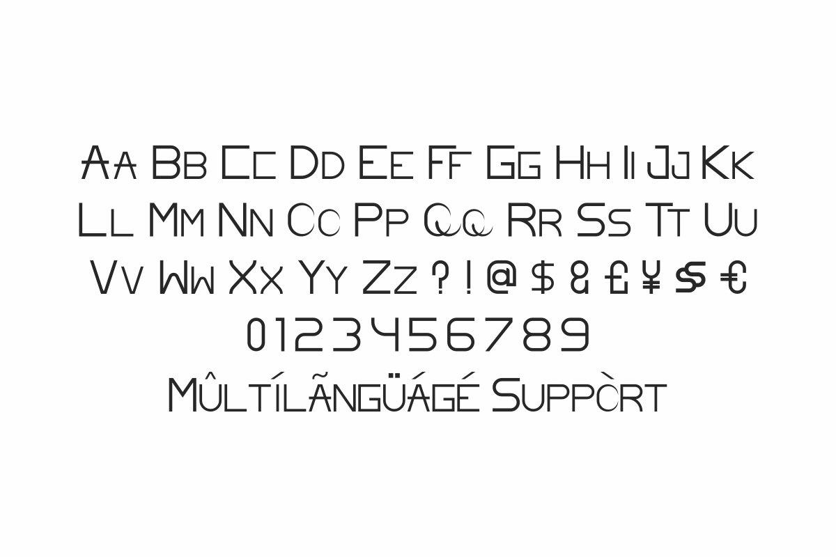 Boelan Sabit Font-3