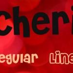 Cheri Font