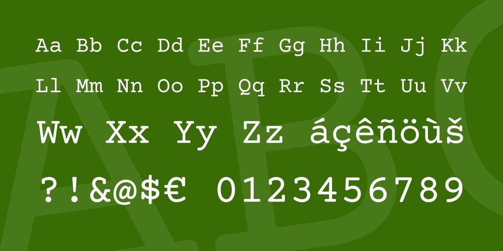Courier Prime Font-4