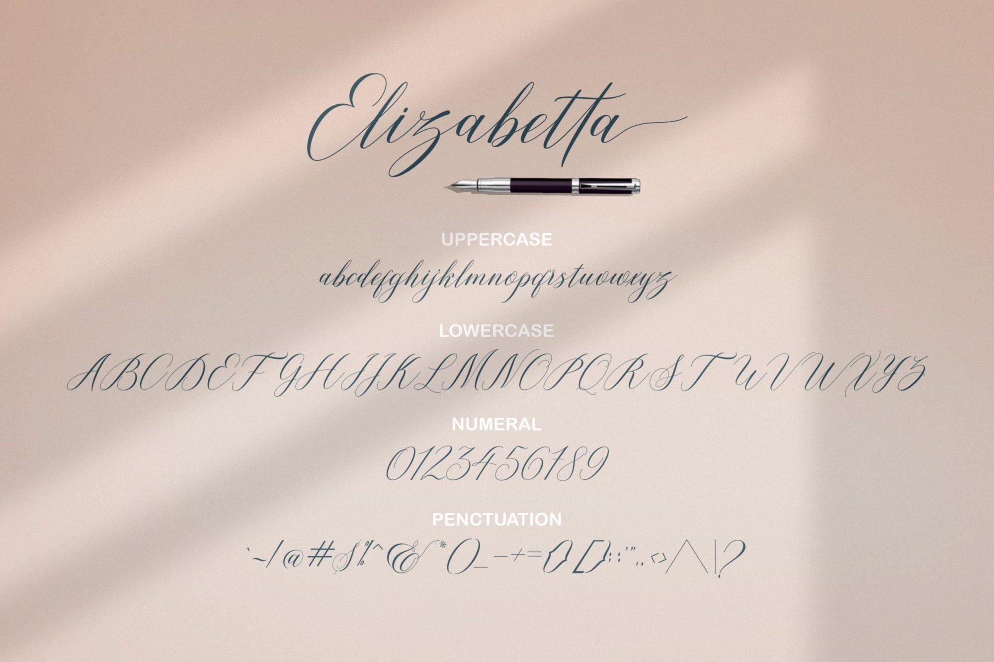 Elizabetta-Script-Calligraphy-Font-3-scaled