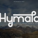 Hymala Font