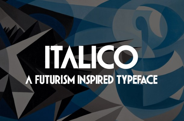 Italico Typeface