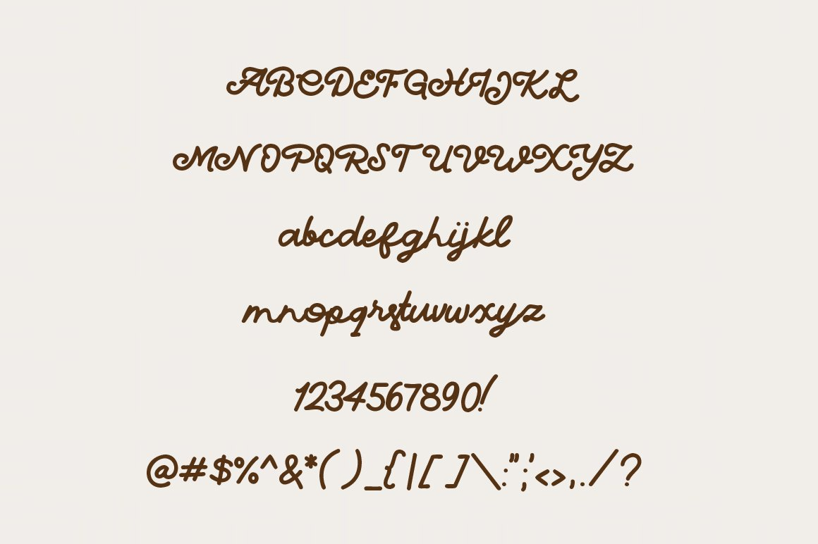 Anthello Font-3