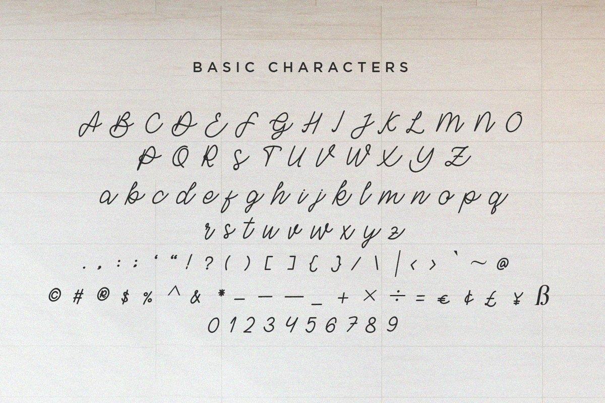 Barley Font-2