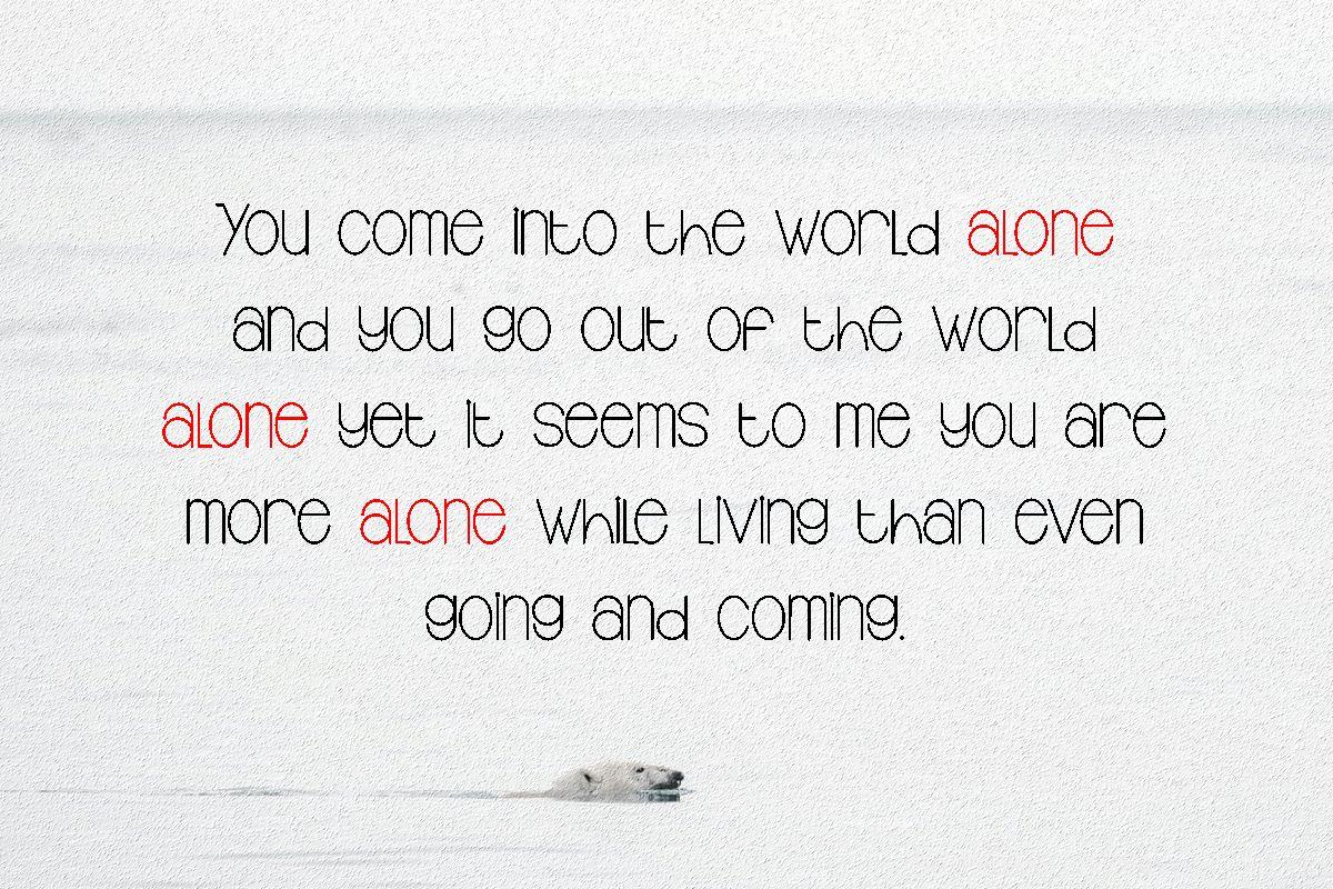 Home-Alone-Sans-Seri-Font-3
